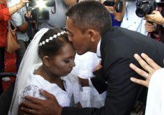 Sandra foi diagnosticada com neoplasia no colo de útero. (FOTO: Site Miséria)