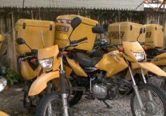 Correios de Fortaleza atrasa as correspondências (FOTO: Reprodução TV Jangadeiro)