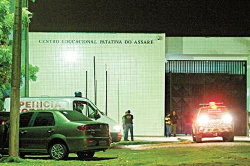 240 jovens infratores fugiram de centros educacionais do Ceará só em 2016