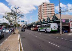 Ciclofaixa deve ser instalada na Avenida Domingos Olímpio, em Fortaleza (FOTO: Divulgação)