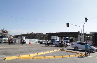 Itinerários de ônibus serão modificados devido a desvio na Avenida Raul Barbosa
