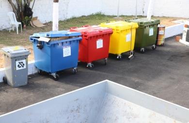 Programa de reciclagem gera desconto na conta de luz em Fortaleza