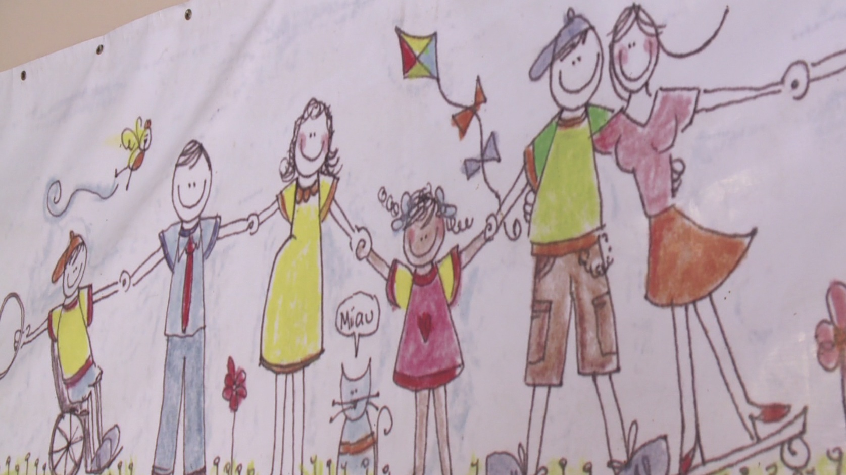 Campanha contra o abuso sexual de crianças e adolescentes acontece em Fortaleza
