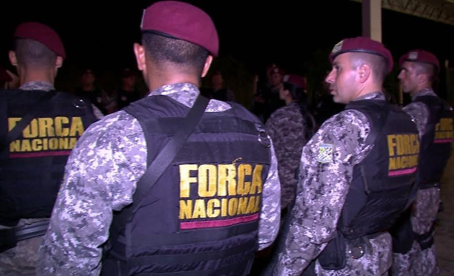 Força Nacional chega ao Ceará com 120 policiais em 20 veículos para conter crise