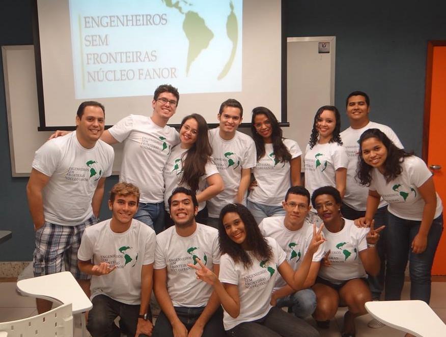 ONG reúne estudantes de engenharia para ajudar comunidades carentes