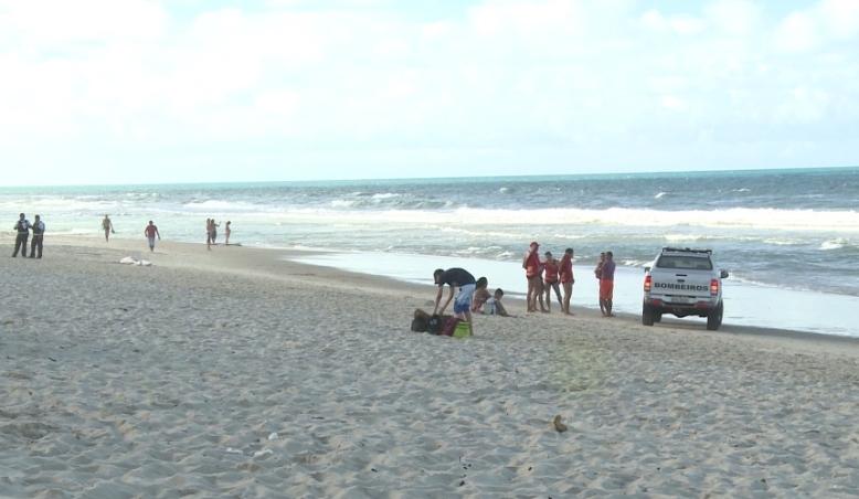 Quatro pessoas morrem afogadas em Fortaleza durante o fim de semana