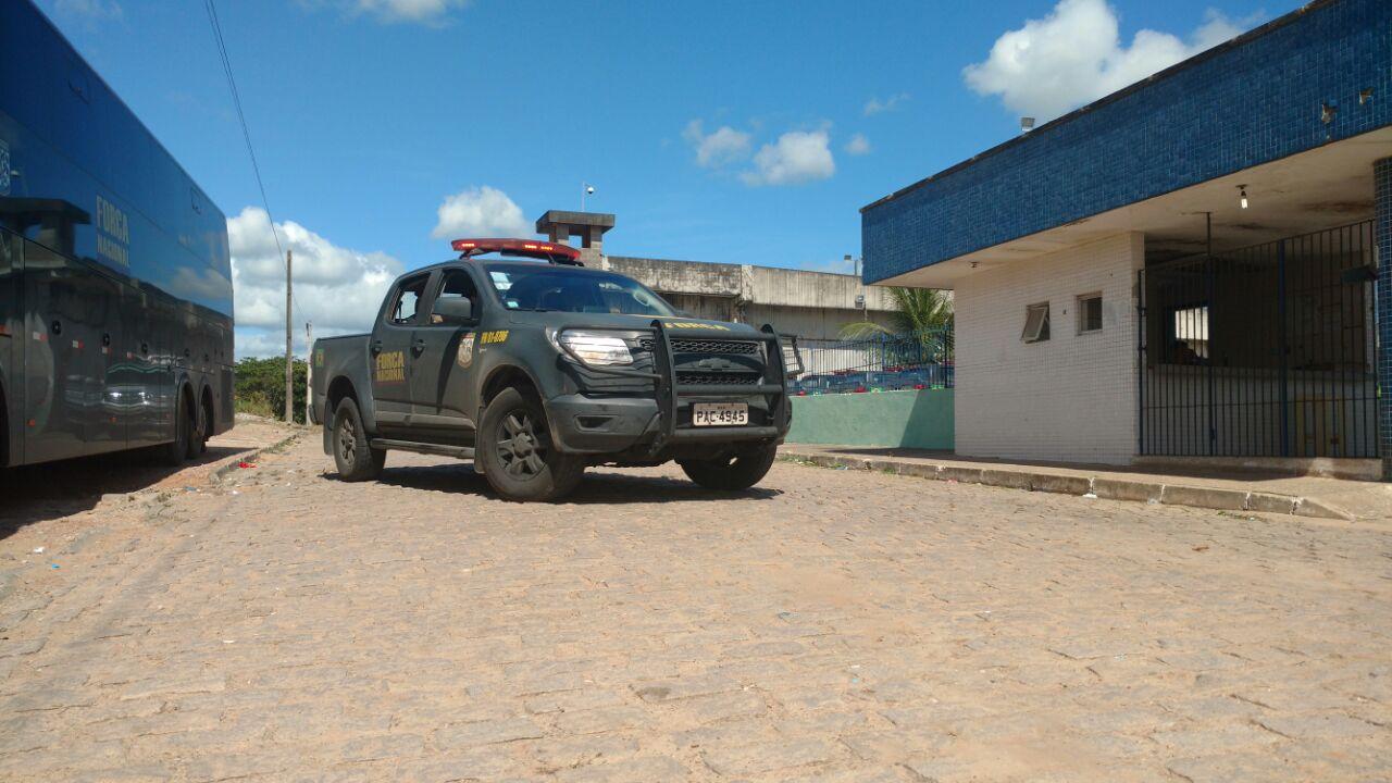Força Nacional deve permanecer no Ceará por mais 30 dias