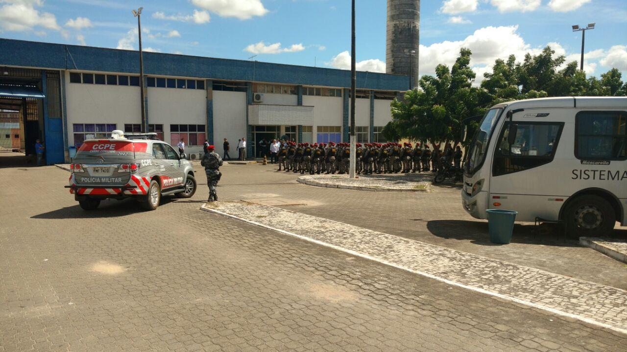 Visitas a presídios serão regularizadas com atuação da Força Nacional de Segurança