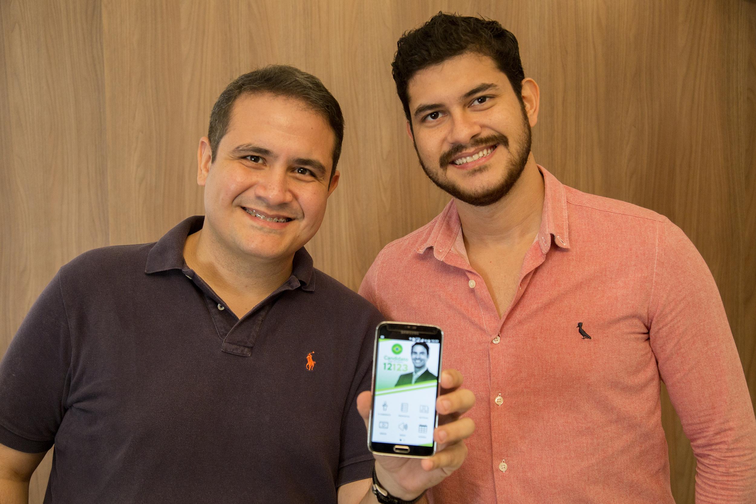 Cearense lança empresa para criação de aplicativos para smartphones com baixo custo