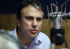 Camilo Santana disse ainda que vai participar da campanha do atual prefeito de Fortaleza (FOTO: Fernanda Moura/Tribuna do Ceará)