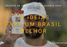 Desafio Google tem projeto cearense como finalista (FOTO: Reprodução)