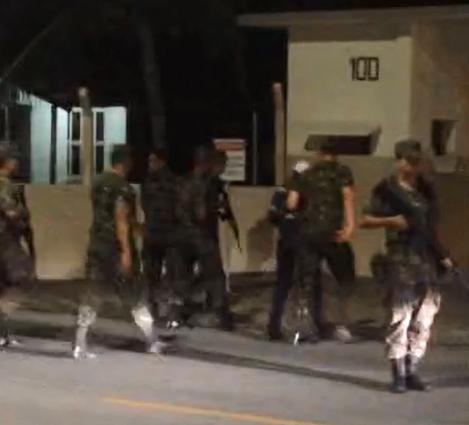 Agente de trânsito presa pelo Exército é uma das mais eficientes, elogia AMC