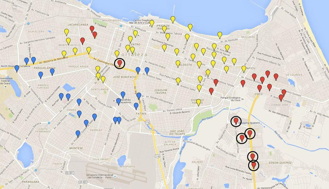 Fortaleza recebe mais seis estações do Bicicletar. Número já chega a 80