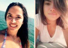 Maria Marcena à esquerda e Daniela Dias à direita. (FOTO: reprodução/facebook)
