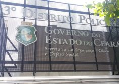 Fuga de 17 presos no 3º DP (FOTO: Reprodução Google Maps)