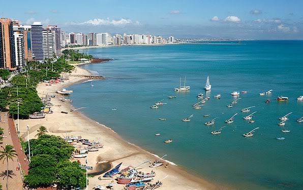 Pesquisa revela efeito negativo na vida marinha após urbanização de praias no Ceará