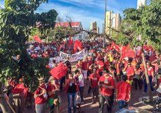 manifestação contra temer Fortaleza