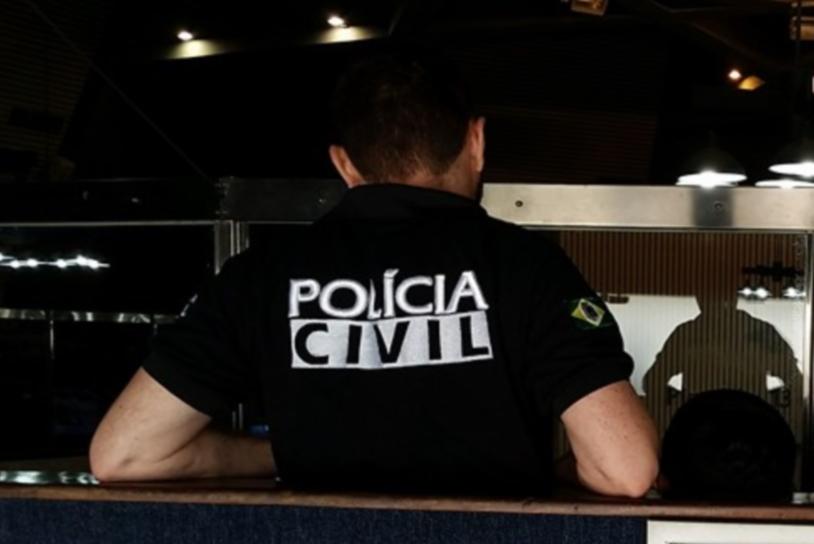 Policiais civis protestam por receberem só 30 balas por ano e usarem coletes vencidos