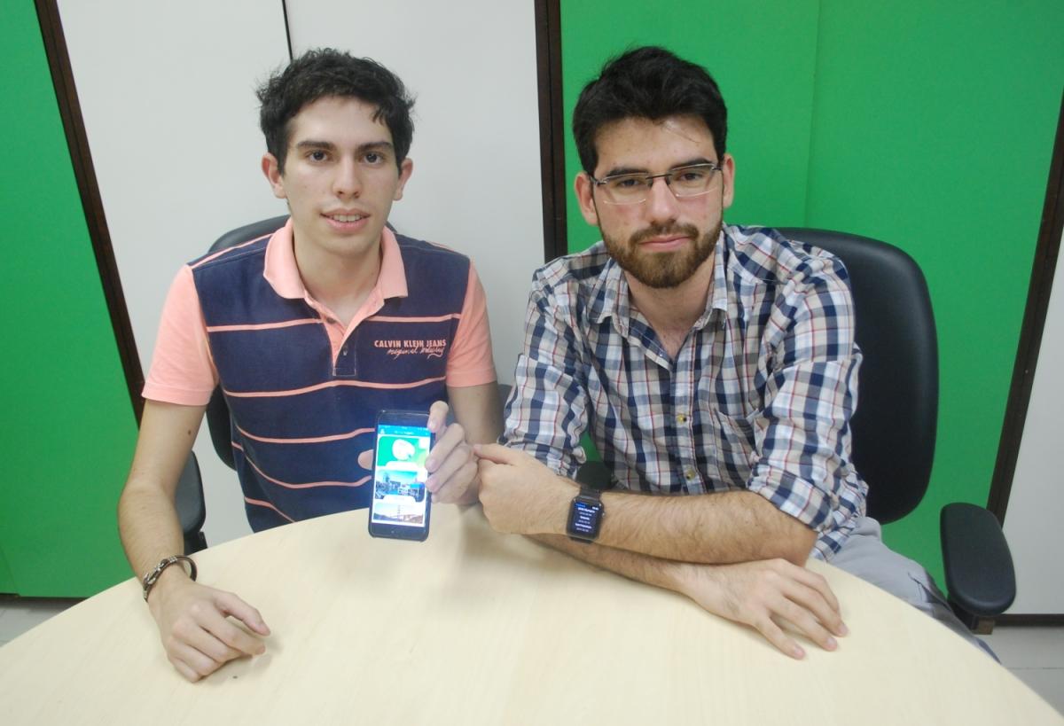 Estudantes desenvolvem aplicativo para facilitar roteiro de viagens