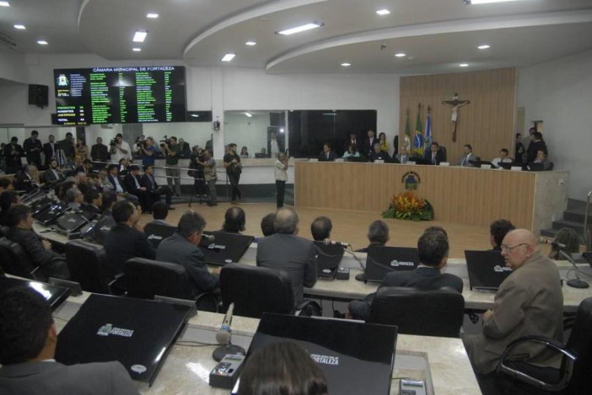 Investigação sobre desvio de verba da Câmara Municipal de Fortaleza está parada