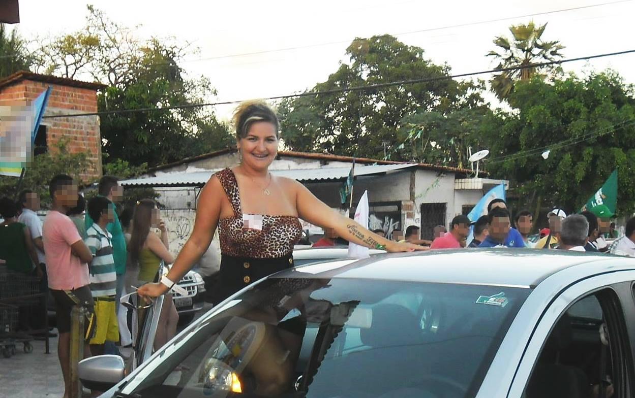 Deborah Soft tenta nova eleição à Câmara Municipal de Fortaleza pelo PSC