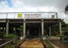 64 escolas foram ocupadas durante a greve (FOTO: Fernanda Moura)