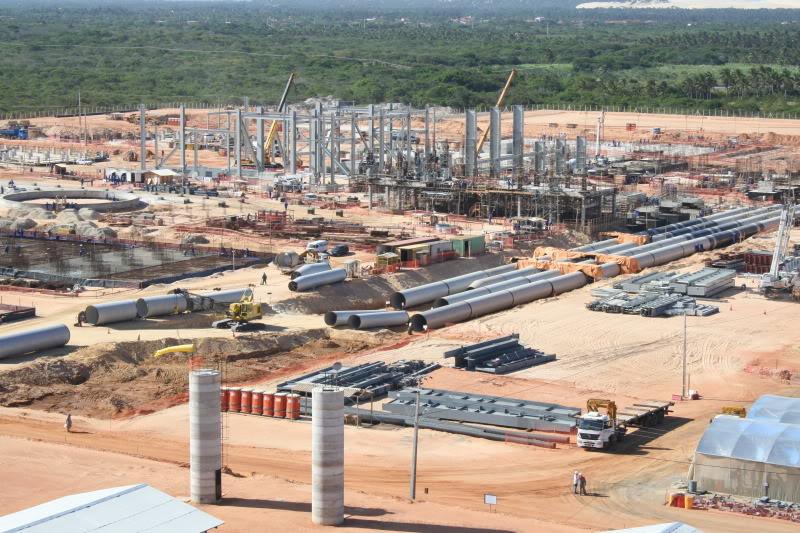 Região doPecém atrai investimentos para cidade planejada