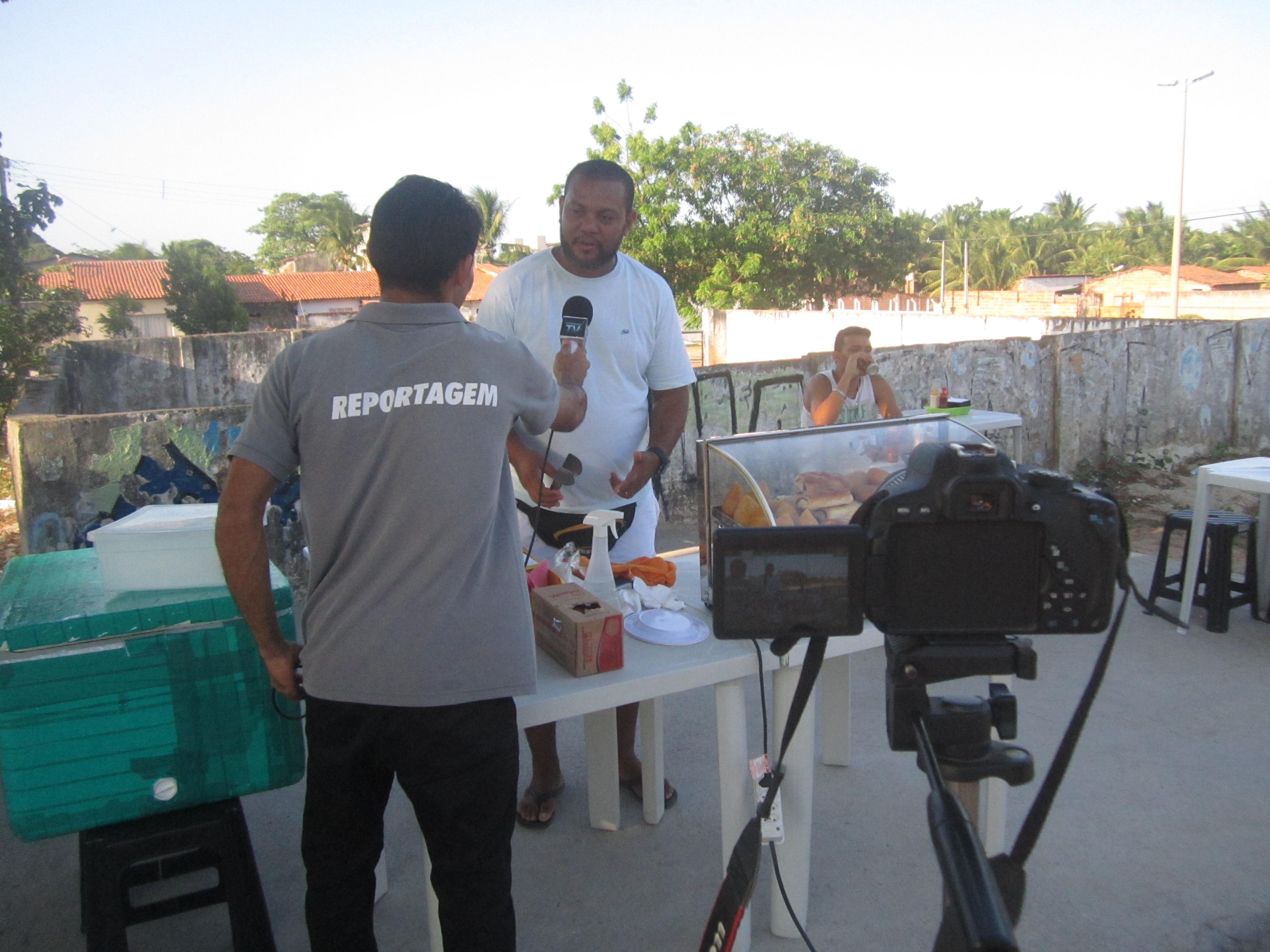 Morador do Jangurussu cria programa para combater preconceito com o bairro