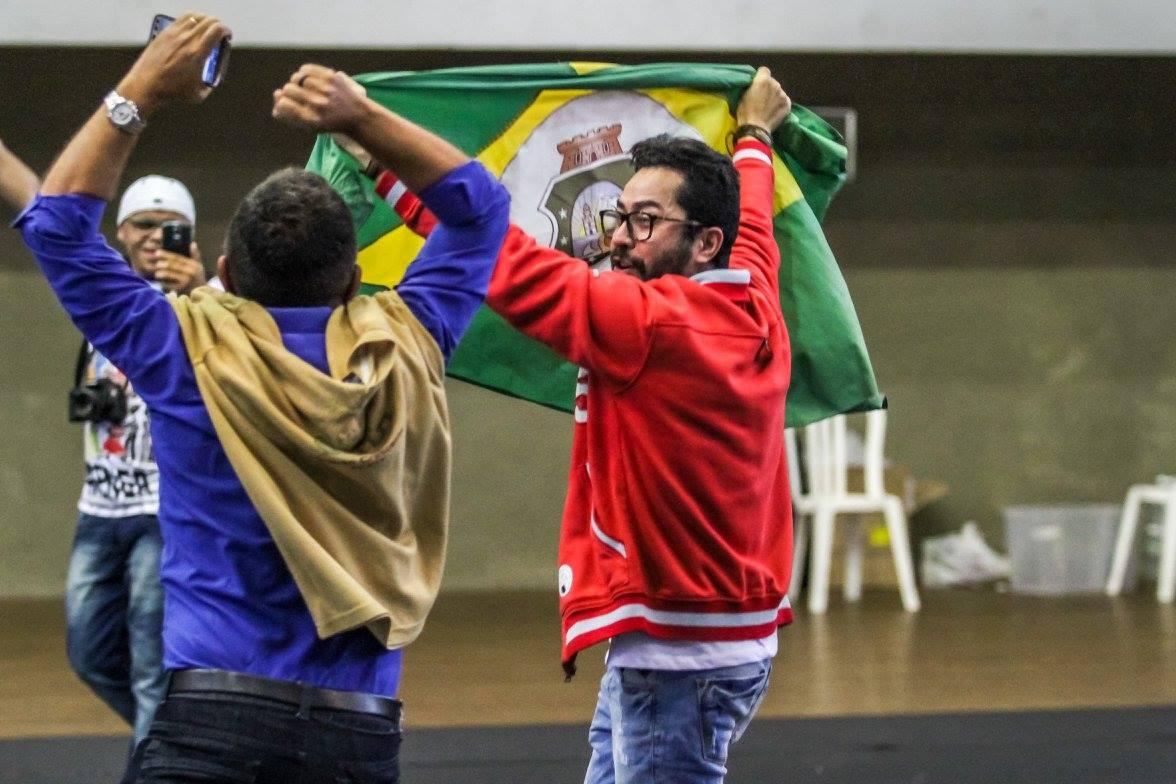 Ceará ganha 19 medalhas e conquista 1º lugar em olimpíada nacional