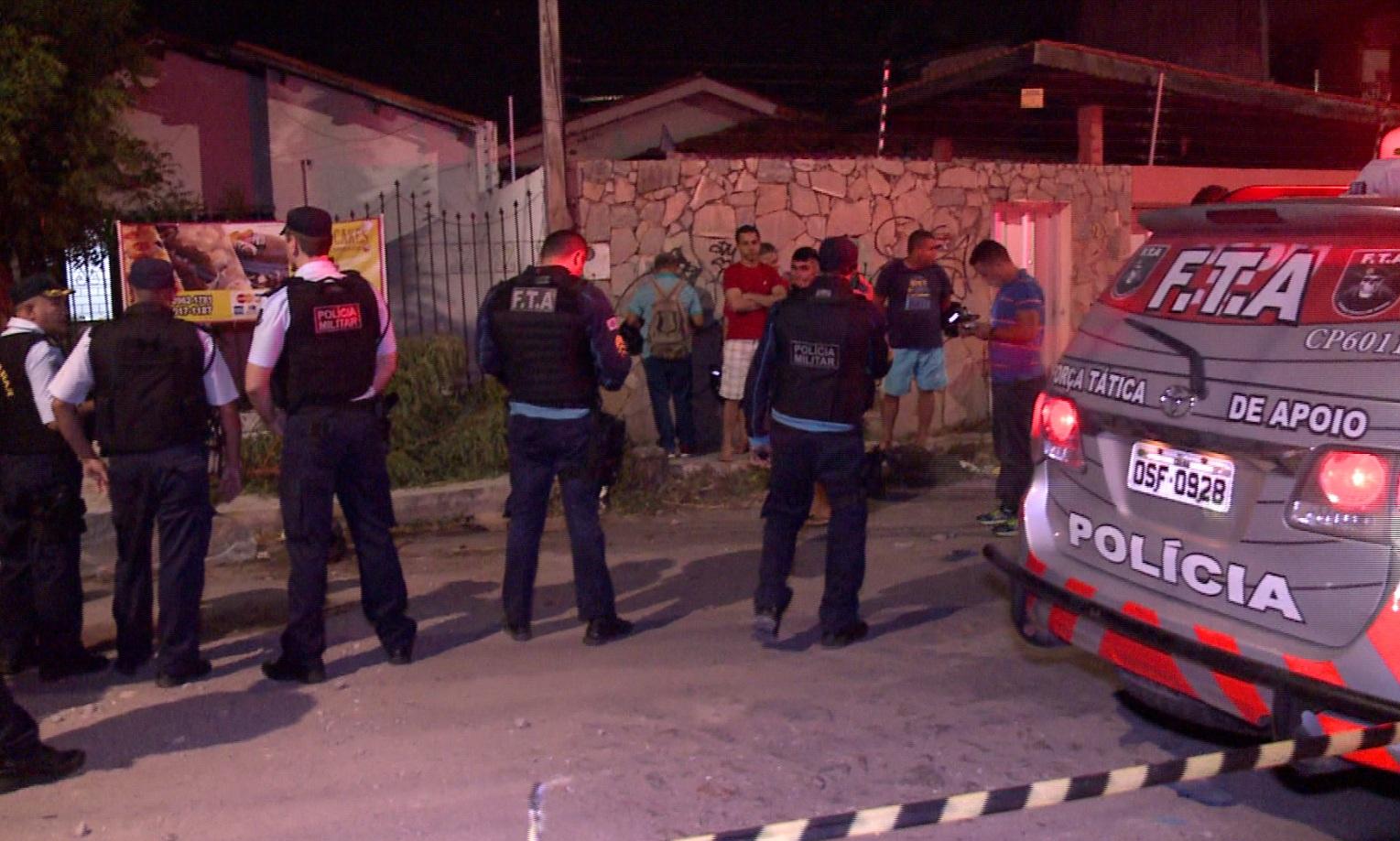 PM é morto e policial civil é baleado após tentativas de assaltos