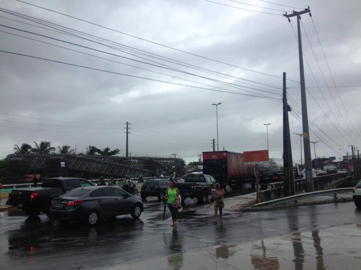 Avenida Murilo Borges é interditada para viabilizar obras da rotatória