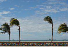 Ventos fortes também são registrados nesta época. (FOTO: Flickr/ Creative Commons/ João Henrique Sá Santana)