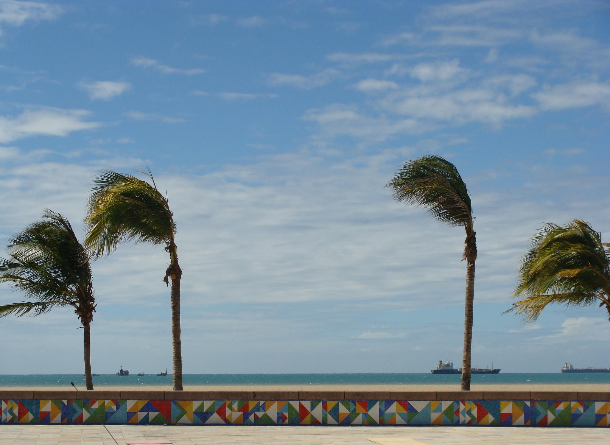 Funceme explica queda de temperatura para 23ºC em Fortaleza