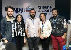 """Tribuna BandNews concorre com a reportagem """"Acessibilidade: O Ensino Sem Barreiras nas Universidades"""" (FOTO: Tribuna BandNews FM)"""