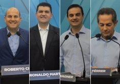 Debate reunirá seis dos oito candidatos à Prefeitura de Fortaleza. (FOTO: Emílio Moreno/Tribuna do Ceará)