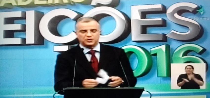Debate de candidatos a prefeito na TV Jangadeiro alcança 230 mil internautas