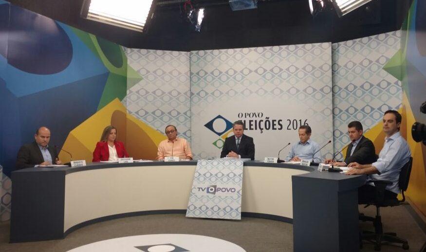 Confronto direto entre Roberto Cláudio e Capitão Wagner marca corrida eleitoral