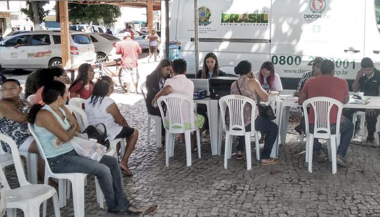 Decon autua mais de 95% dos estabelecimentos fiscalizados no Sertão dos Inhamuns