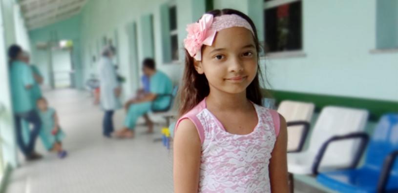 Transplante de coração no hospital de Messejana salva menina do Espírito Santo