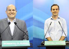 Roberto Cláudio e Capitão Wagner se enfrentam em segundo turno. (Fotos: Jéssica Welma / Tribuna do Ceará)