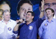 Samuel tem apoio do senador Tasso Jereissati. (Foto: Divulgação)