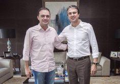 Fernando Santana se afastou do governo de Camilo Santana para disputar eleições. (Foto: Divulgação/Facebook)