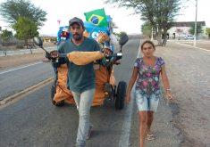 Foram 1095 dias enfrentando a saudade e necessidades (FOTO: Ricky Teixeira /TV Jangadeiro)