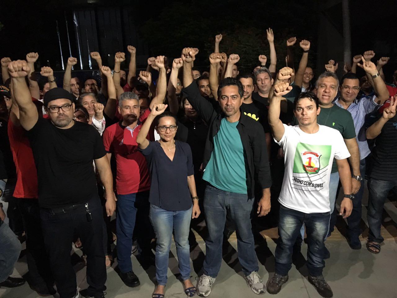 Às vésperas da eleição, policiais civis entram em greve pela 2ª vez em 2 meses