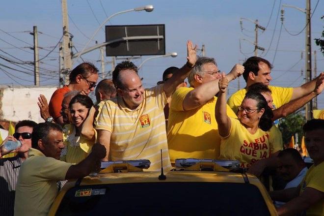 Faça o print das promessas de Roberto Cláudio para acompanhar nos próximos 4 anos