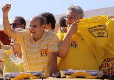 Roberto Cláudio e Moroni Torgan prometem acabam com o histórico de rompimentos em Fortaleza (FOTO: Divulgação)