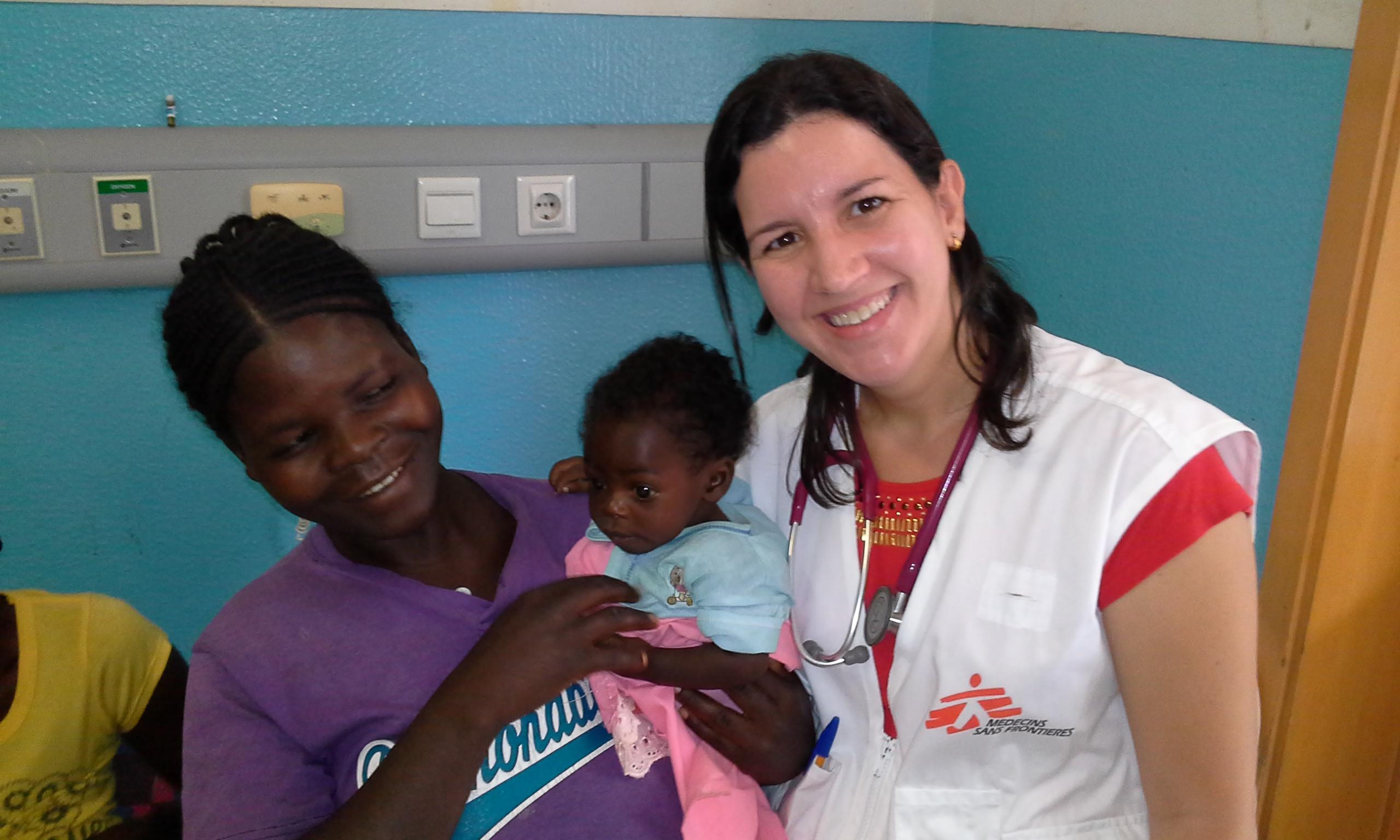 A inspiradora história da cearense que estudou Medicina para ajudar pobres pelo mundo