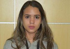 Ana Larissa traficava droga para Espanha. (Foto: Divulgação/Polícia Federal)