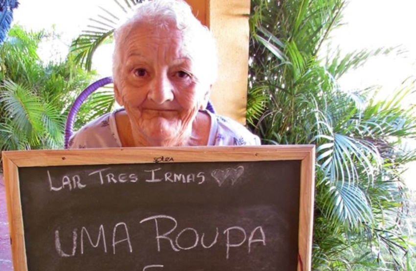 Campanha cearense se inspira em ação que pede doação de presentes para idosos