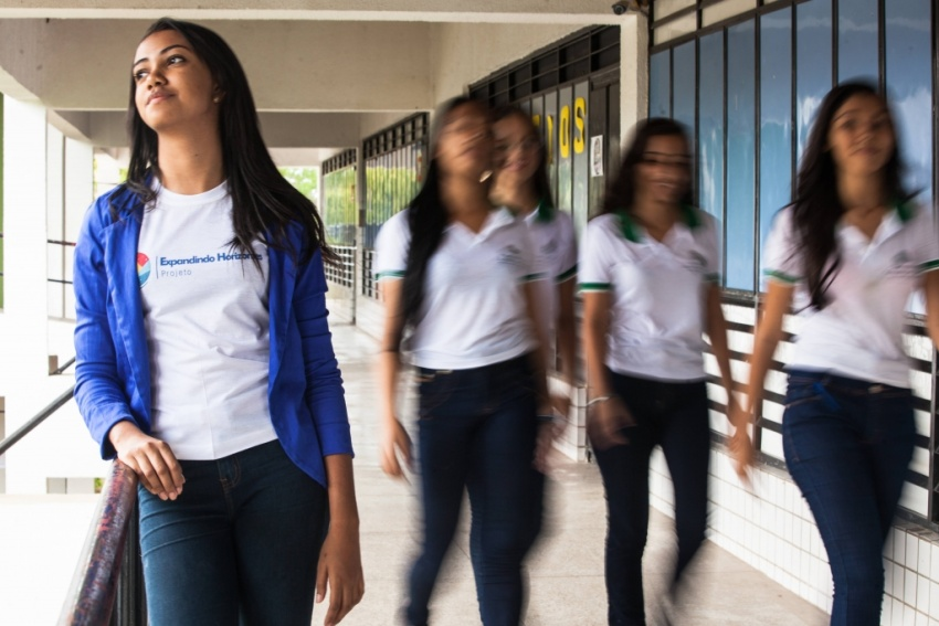 """Estudante faz """"vaquinha"""" para viajar ao México e discutir empoderamento juvenil"""